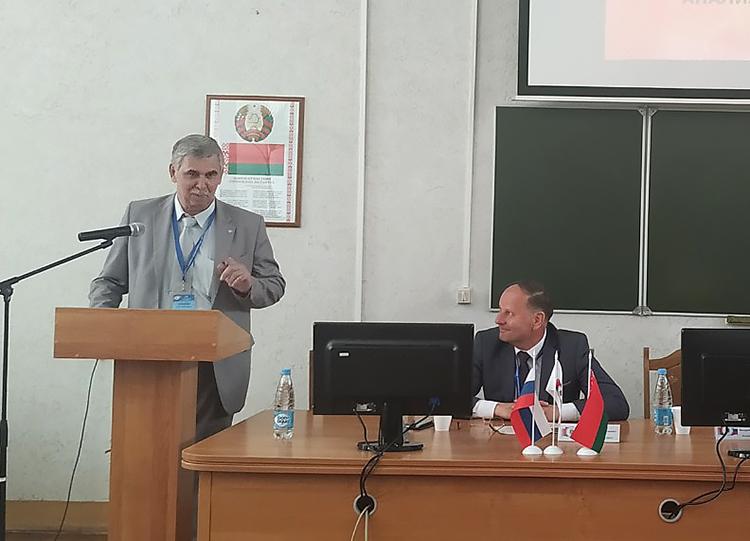 Игорь Григорьевич Назаров, КЗИ-2019