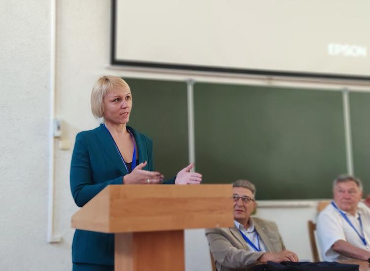 Татьяна Михайловна Каннер, КЗИ-2019