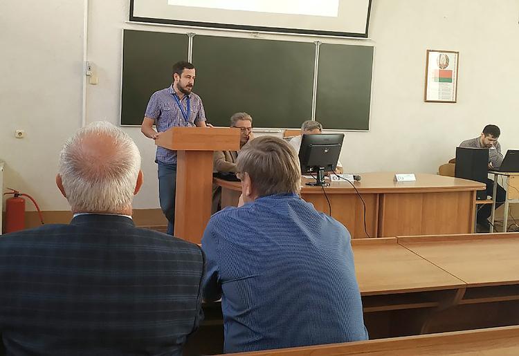 Андрей Михайлович Каннер, КЗИ-2019